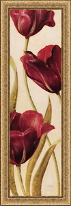 Red Tulips Panel 1